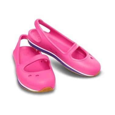 Crocs Sandalet Fuşya